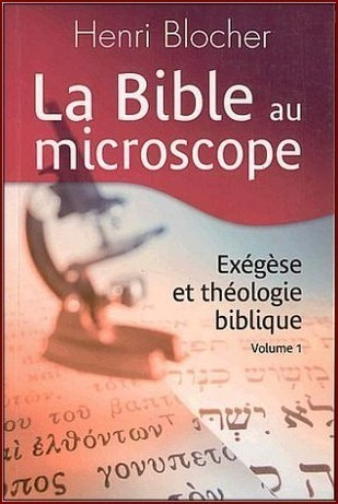 La Bible au microscope