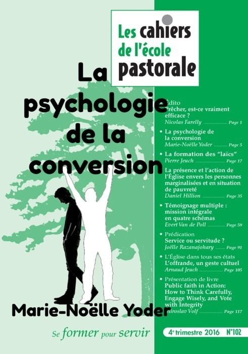 La psychologie de la conversion
